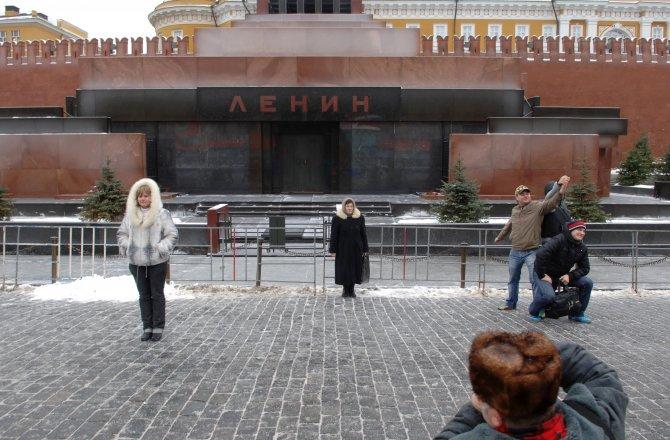 Rusya'nın geçmişiyle yüzleşmesi: Lenin'in mezarı