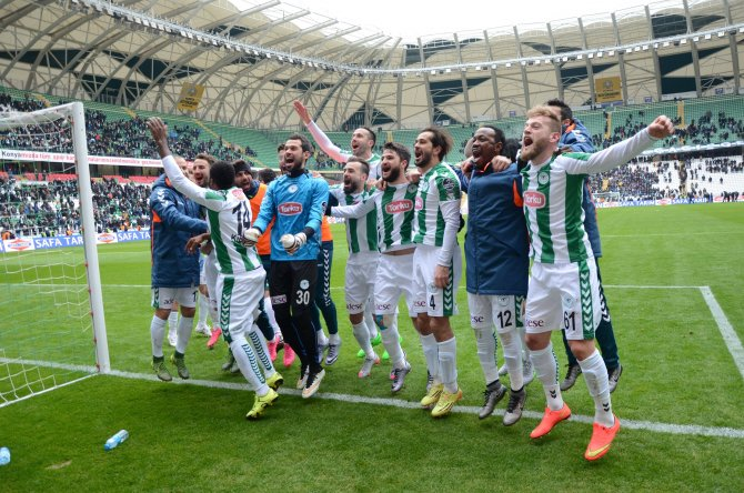 Torku Konyaspor: 1 Kayserispor: 0