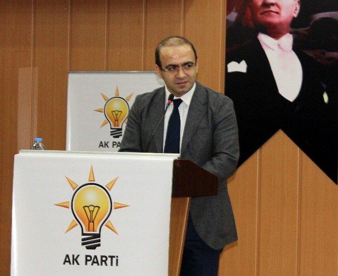 """Bakan Tüfenkci: """"Türkiye'de Ana Muhalefet Sorunu Var"""""""