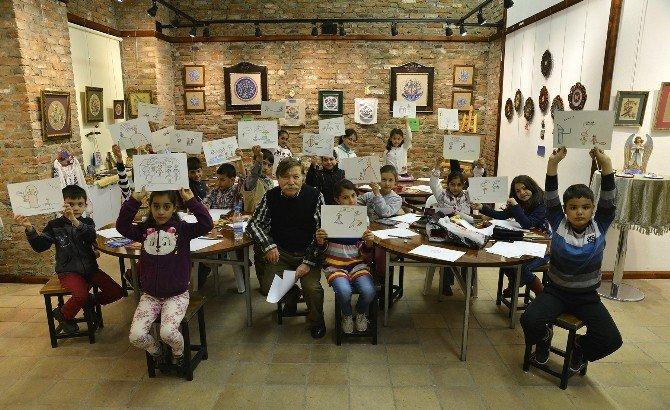 Karikatürlü Ev, 60 Sergi Ve 9 Bin Ziyaretçi Ağırladı