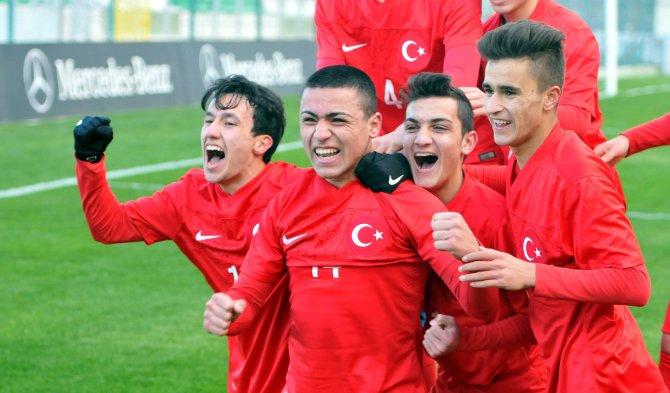 Ege Kupası'nda ABD'yi 3-1 yenen Türkiye şampiyon oldu