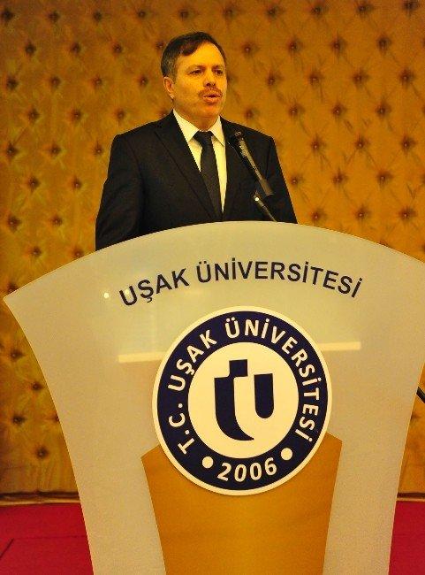 Uşak Üniversitesi Kuruluşunun 10. Yılını Kutladı