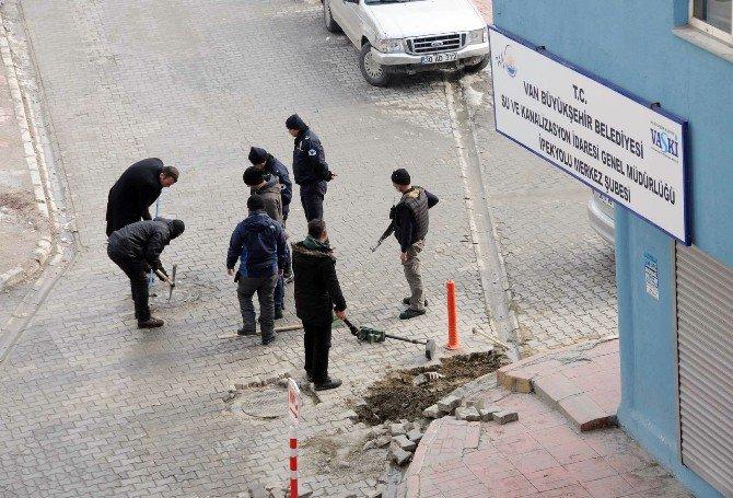 Van'da Bomba Alarmı