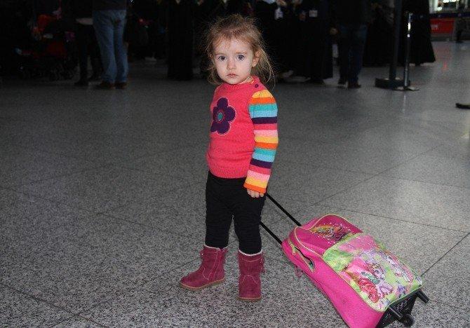 Atatürk Havalimanı'nda Tatilyoğunluğu