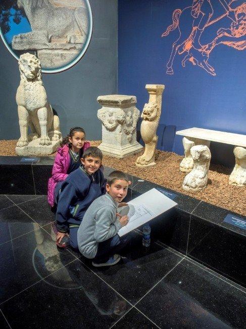 Yenilenen Ödemiş Müzesi Öğrencilere Kucak Açtı