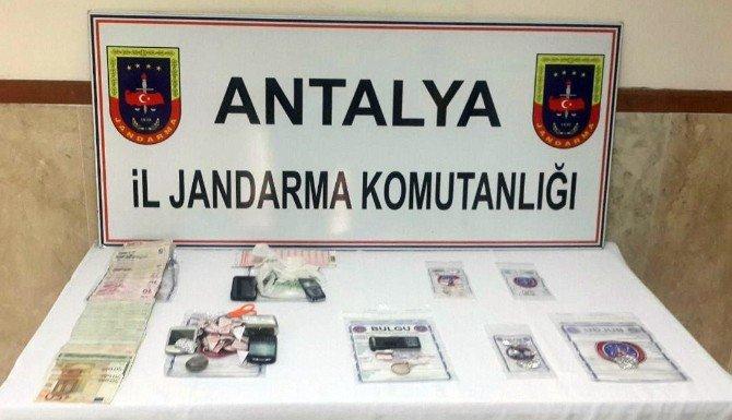 Manavgat'ta Uyuşturucu Operasyonu: 5 Tutuklama
