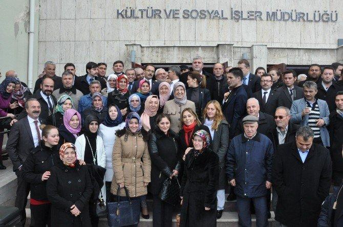Bakan Ramazanoğlu AK Parti Uşak İl Danışma Meclisi Toplantısına Katıldı