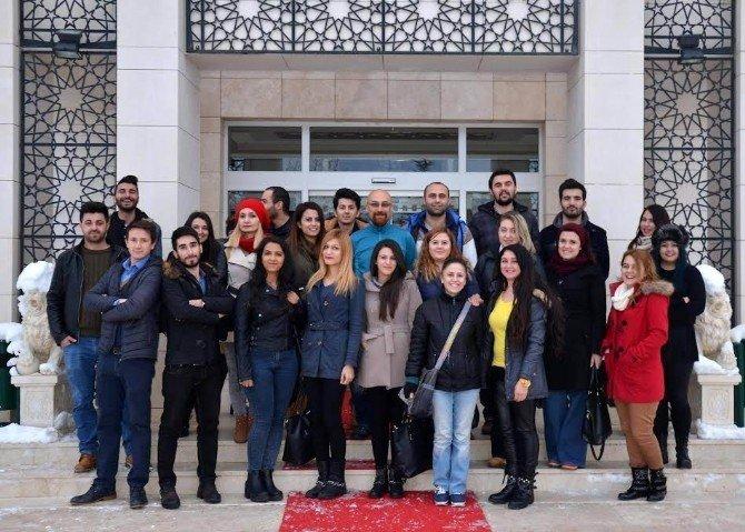 Beyşehir'de Üniversite Öğrencilerinden Anlamlı Proje