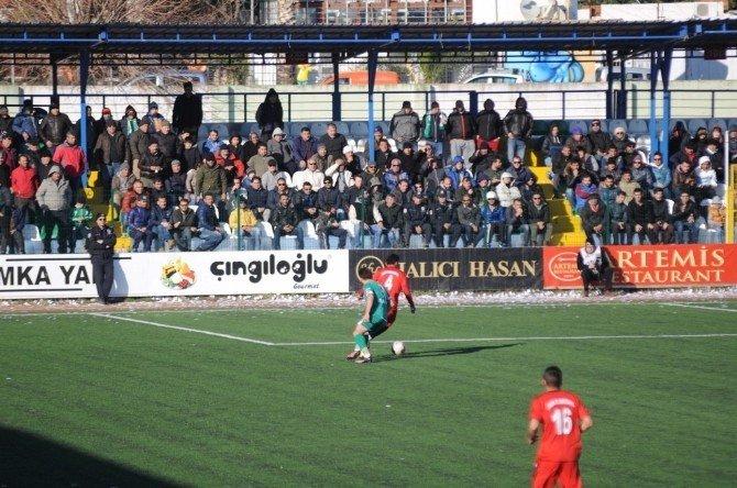 Bodrumspor Zara Belediyespor'u 1-0 Mağlup Etti