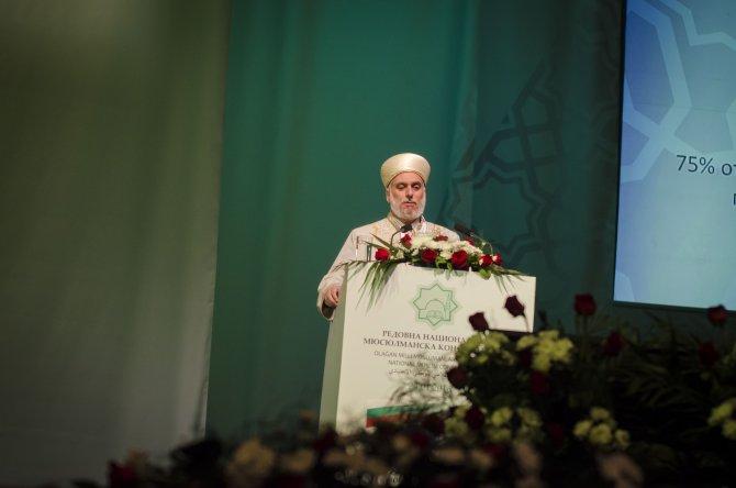 Bulgaristan'da Mustafa Hacı yeniden başmüftü seçildi