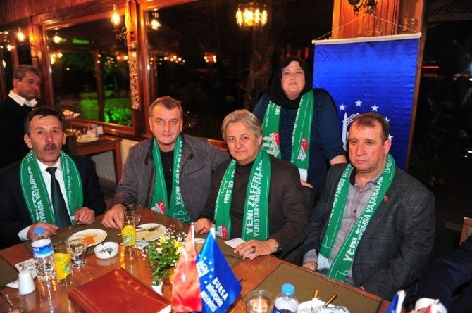 Büyükşehir Belediyesi Orhangazili Muhtarlarla Buluştu