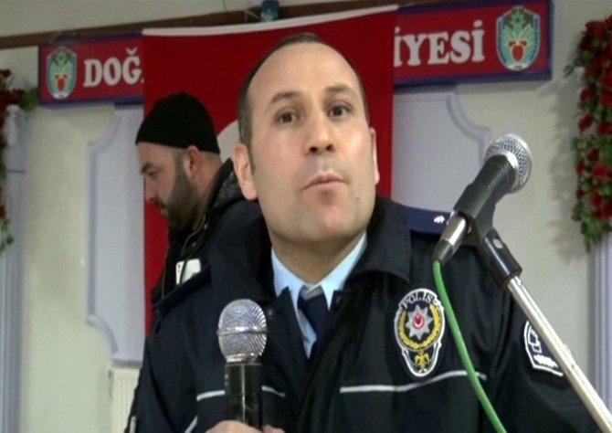 Doğanşehir'de Vatandaşlar Dolandırıcılık Olaylarına Karşı Bilgilendirildi