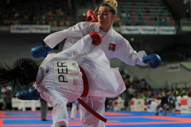 Karate 1 Premier League'de 3 bronz geldi, 3 altın yolda