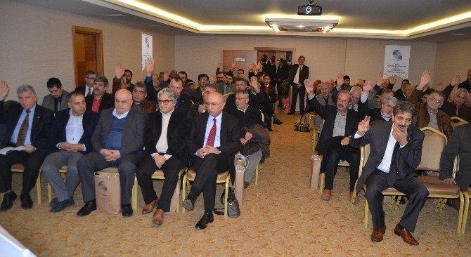Emo Adana Şube 16. Genel Kurulunda Mak Güven Tazeledi