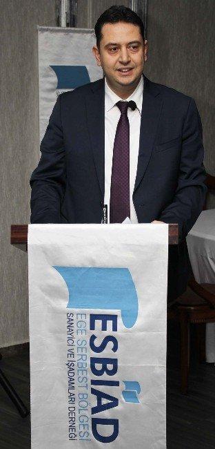 Esbiad, Serbest Bölgeler Kanunu İçin Mesai Yapacak