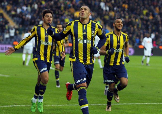 Fenerbahçe: 2 - Çaykur Rizespor: 1