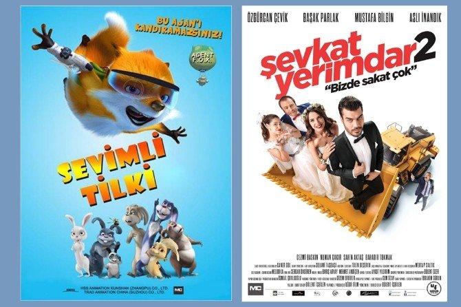 Foça Belediye Sineması'nda Film Keyfi Başladı