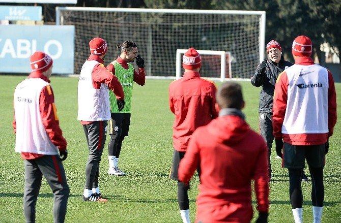 Galatasaray, Kastamonuspor Maçı Hazırlıklarına Başladı