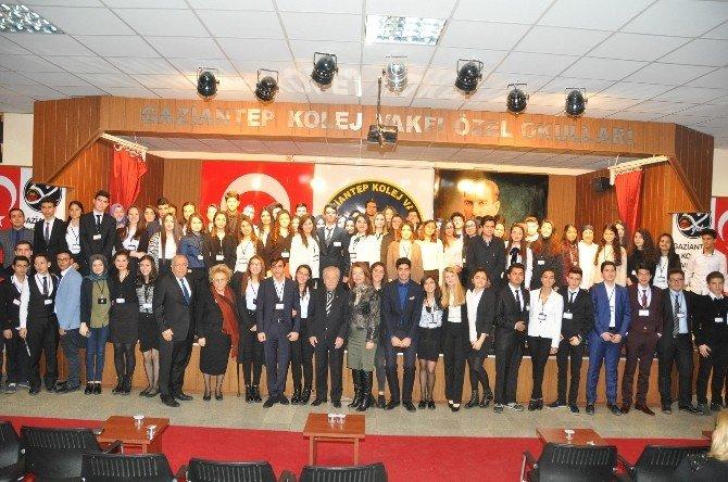 Gaziantep Genç Meclis 2016 Yeni Yasalarını Onayladı