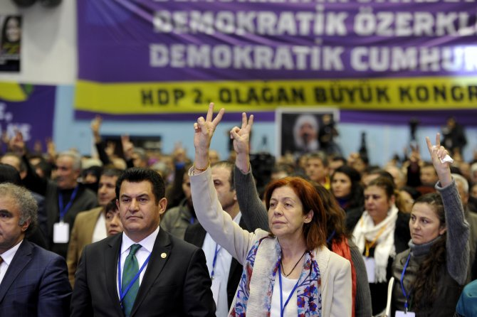 HDP kongresi için AK Parti ve MHP'ye davet gönderilmedi