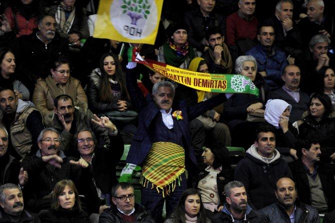 HDP'nin 2. Olağan Büyük Kongresi başladı