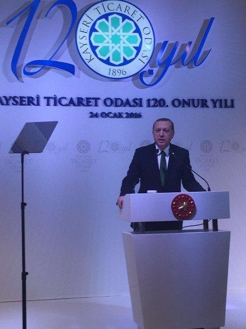 """Cumhurbaşkanı Erdoğan: """"Onun Seviyesine İnmeyi Kendime Yakıştıramıyorum"""""""