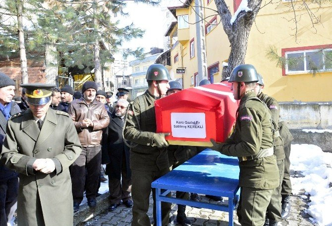 Kore Gazisi Kerekli Vefat Etti