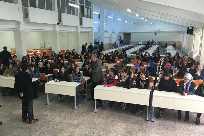 İdil'deki Öğrenciler Telafi Eğitimi İçin Midyat'a Gönderildi