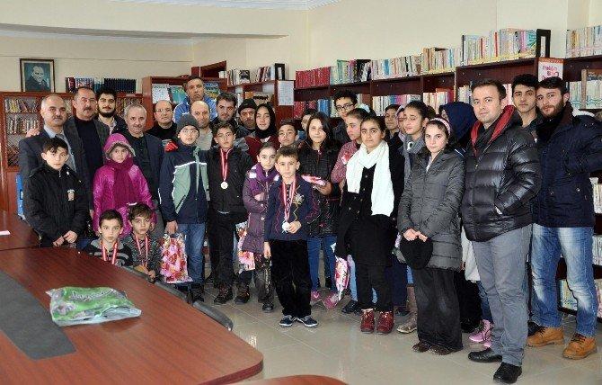 Sorgun'da 'Yarıyıl Satranç Turnuvası' Tamamlandı
