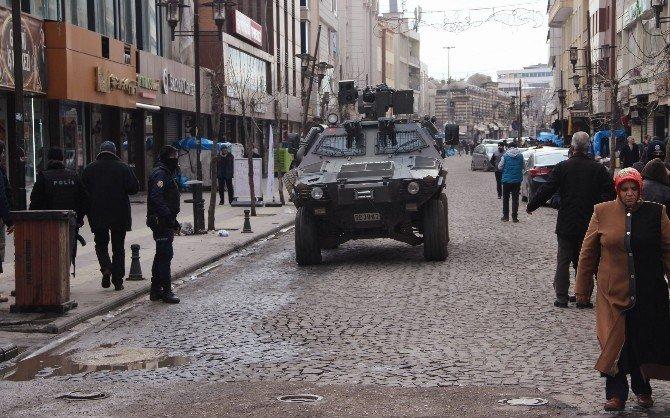 Sur'da Çatışmalar Yoğunlaştı