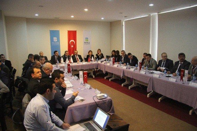 Ukome 2016'nın İlk Toplantısını Burhaniye'de Yaptı