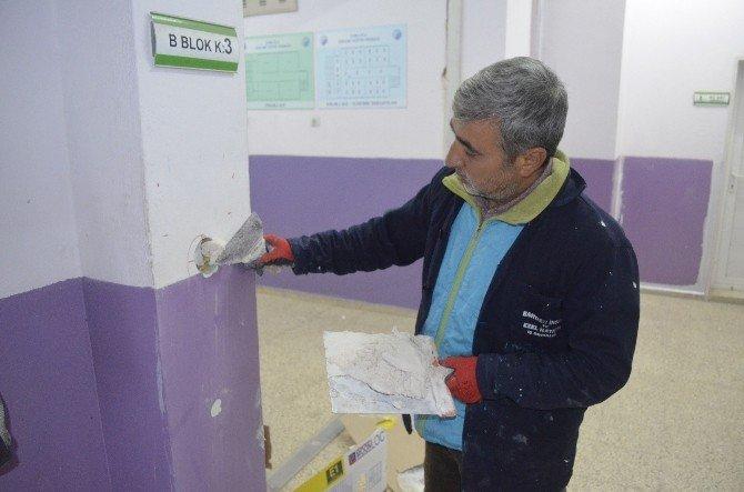 Turgutlu'daki Okullar Belediye İle Rengarenk