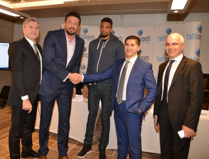 tatilsepeti.com Basketbol Ligi'nin resmi seyahat sponsoru