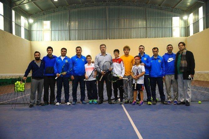 Avrupalı Şampiyonlar Buca'da Raket Sallayacak