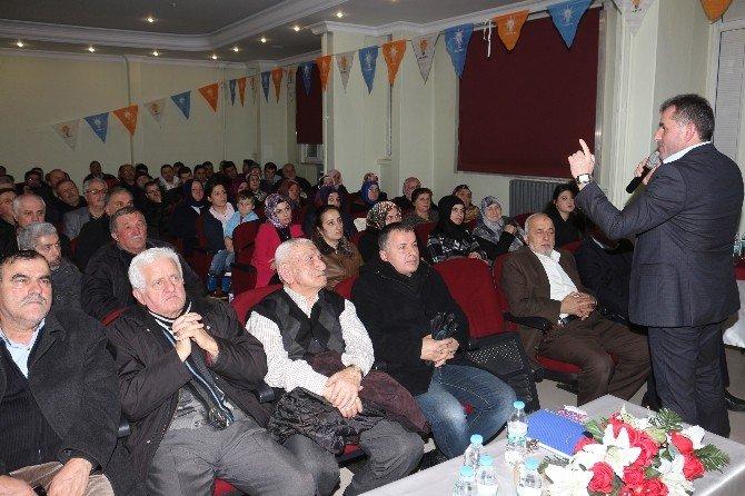 AK Parti Bozkurt İlçe İstişare Toplantısı Yapıldı