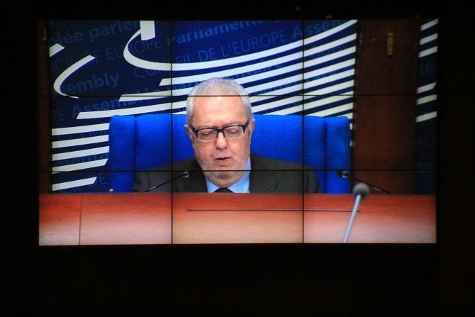 AKPM'nin yeni başkanı İspanyol Parlamenter Pedro Agramunt oldu