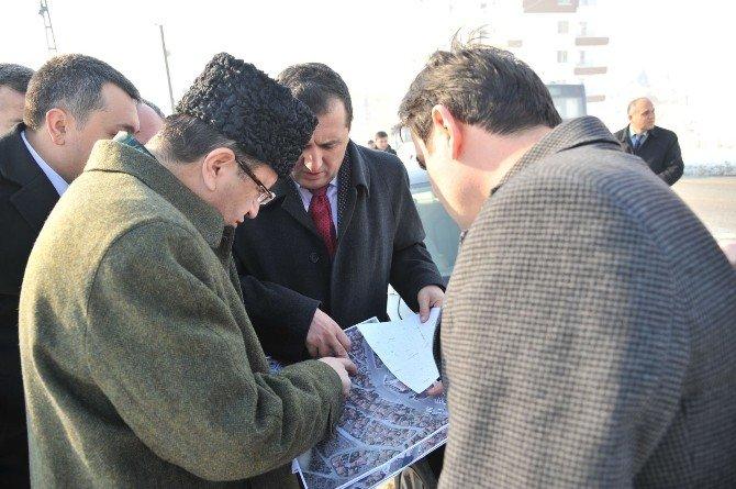 Altındağ'da Projeler Hız Kesmeden Devam Ediyor
