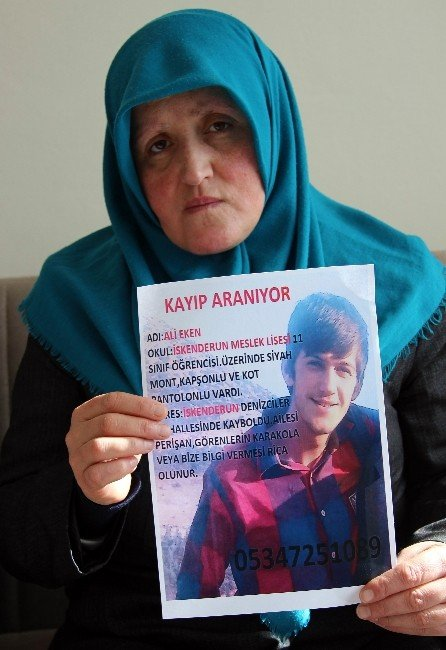 Camiye Gitmek İçin Evden Çıkan Genç 8 Gündür Kayıp