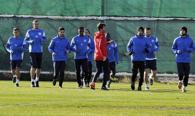 Antalyaspor'un Neşe Kaynağı Samuel ETO'o