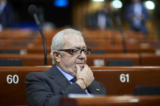 AKPM'nin yeni başkanı Pedro Agramunt önceliklerini açıkladı