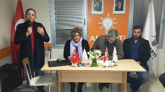 """Demiralp: """"Ankara'ya Söz Verdik, Bodrum Belediyesi'ni Alacağız"""""""