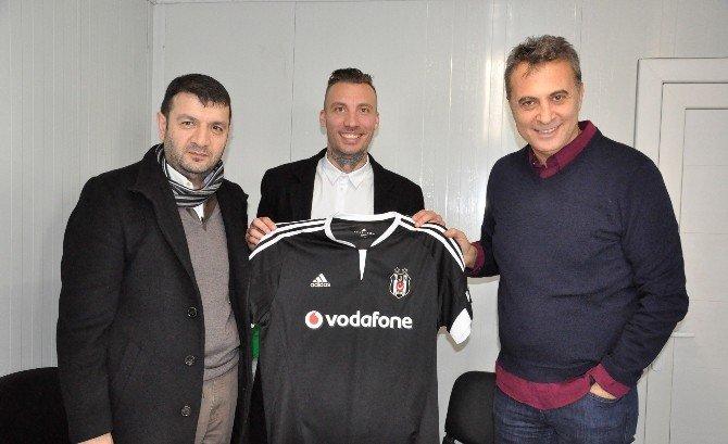 """Delgado: """"Beşiktaş'ın Beni Bulması Büyük Bir Gurur"""""""