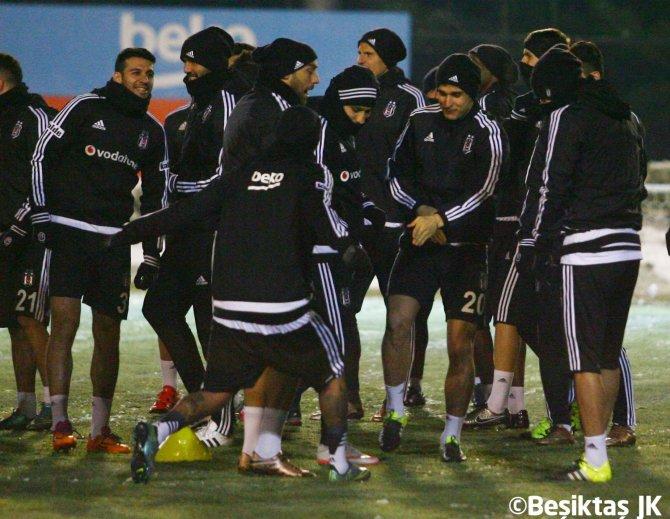 Beşiktaş, Sivas Belediyespor maçı hazırlıkları başladı