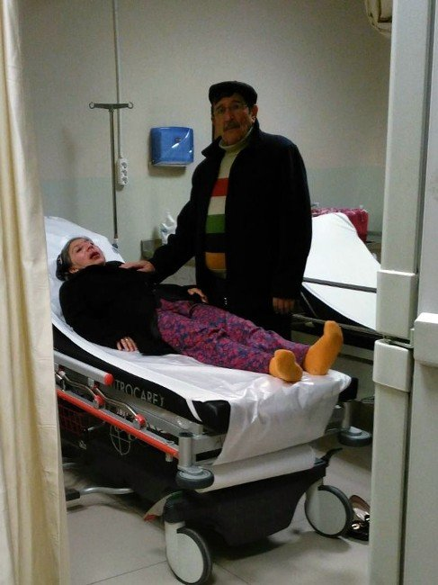 Engelli Hasta İçin Seferber Oldular