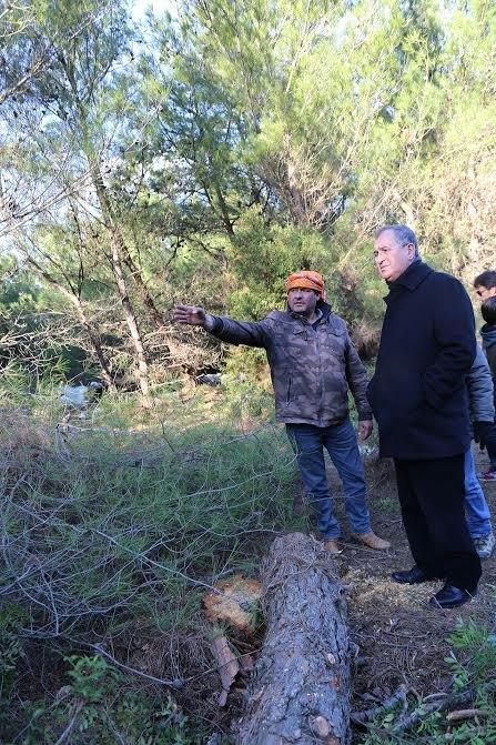 CHP Milletvekili Sertel: Birtakım yerlerden kirli ve kanlı para akıyor