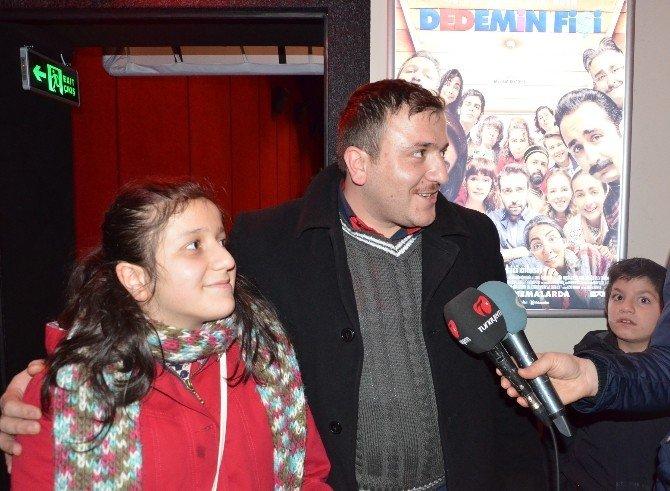 Dedemin Fişi Filmine Malatya'da İlgi Büyük