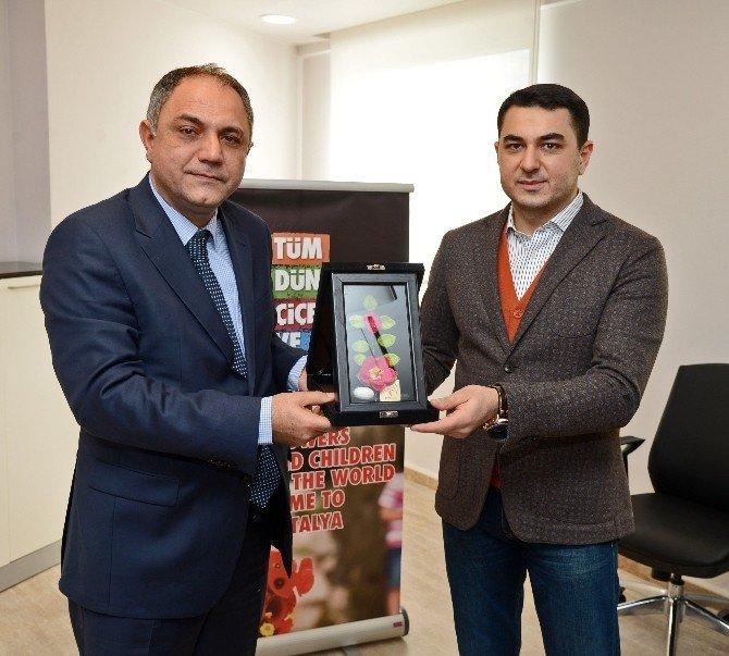 Azerbaycan, EXPO 2016'da Türkiye'nin Yanında Yer Alacak