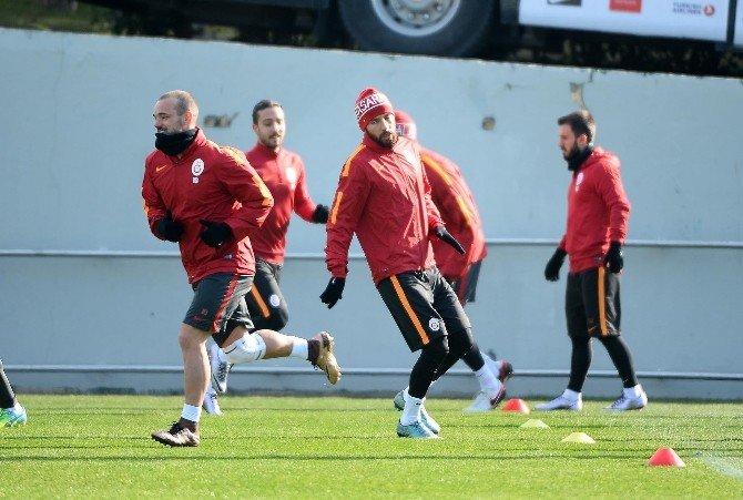 Galatasaray Gözünü Kupa'ya Çevirdi
