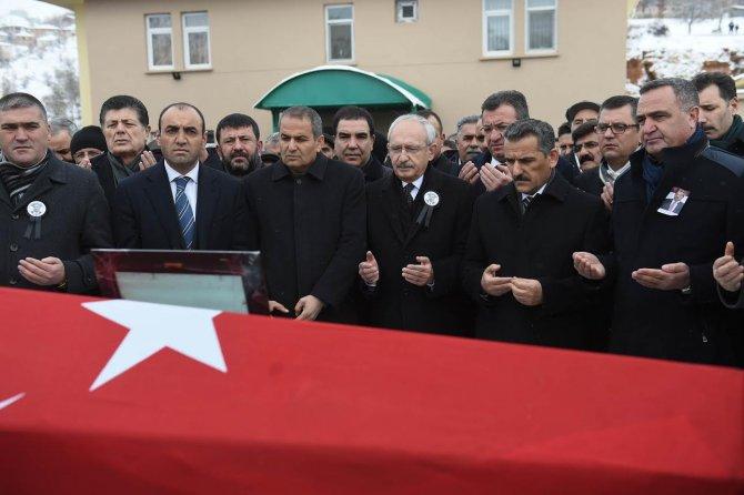Kamer Genç için cemevinde cenaze töreni düzenlendi