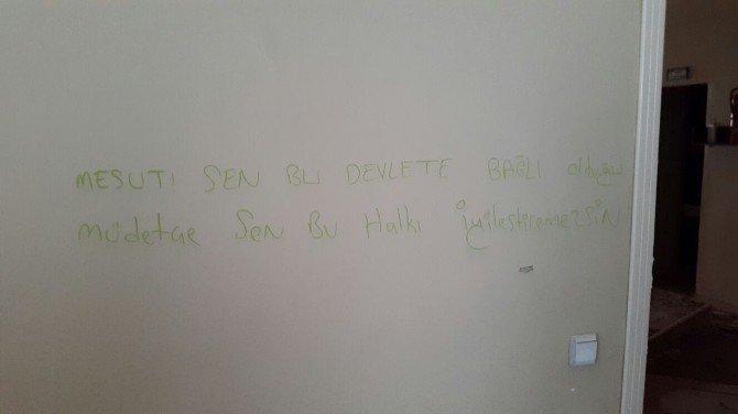 Cizre'de PKK'nın Ameliyathane Olarak Kullandığı Eve Baskın